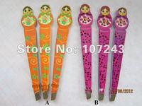 Free Shipping--cosmetc tweezers,50 pcs/pack