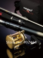 Free shipping By EMS .Big Game Trolling Fsihing Reel. 20W 4BB Two Speed Fishing Reel.