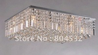 Free shipping + fashion led lamp  crystal  ceiling light 1608