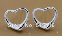 GY-PE037 Free shipping wholesale 925 silver earrings, 925 sterling silver jewelry, fashion jewelry earring apna jgua ryda