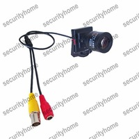 Mini 138+8520 CMOS 1000TVL HD 9-22mm Manual ZOOM Lens CCTV camera Free shipping