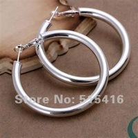 LQ-E149 Free shipping wholesale 925 silver earrings, 925 sterling silver jewelry, fashion jewelry earring akha jboa rsxa