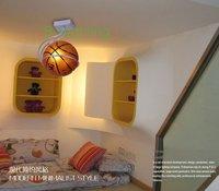 Modern LED ceiling lamp children room modern led ceiling lights for bedroom basketball lighting children light football lamps