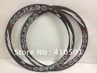 EMS free shipping colnago  cw50tu sky Light  50mm rim tubular/ clincher Full Carbon 700C road bike wheel /a wheel price