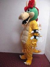 Bros King Bowser Mascot