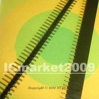 10 PCS 1x40 Pin 2.54mm Single Row Pin Header Strip +10 PCS Socket connector NEW