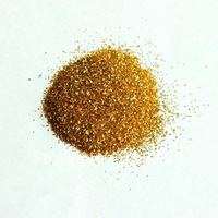Free Shipping gold color powder dust Nail Art powder Decoration pack by bag LH309-05