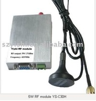UHF wireless module 5W RF data transceiver for electronic data system