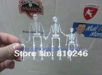 160pcs/lot Halloween Skeleton Family Stickers