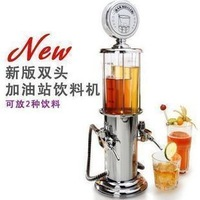 Double gas station sub wine gas station beverage machine double beer machine