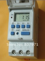 AC POWER 110V  16A PROGRAMMABLE 24 HOUR 7 DAY TIMER TIME RELAY SWITCH