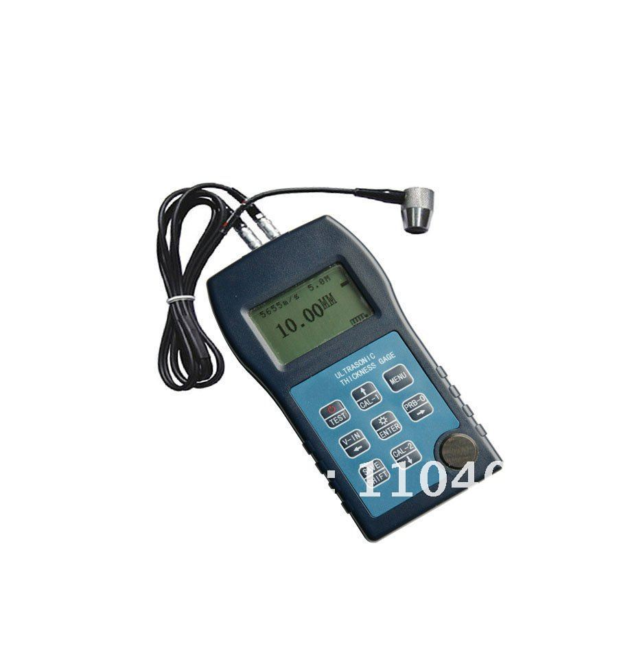 Free shipping ! TD-3 ULTRASONIC THICKNESS GAUGE(China (Mainland))