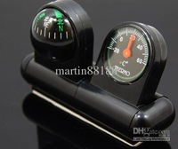 50pcs/lot Manufacturers selling cars with a compass/guide a ball thermometer furniture