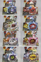 8pcs/lot  beyblade 8 models mix hot sale toys for kids and children christmas