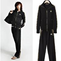Free Shipping Super Short Design Sports Set Male Clothes Trousers M,L,XL Black Wholesale