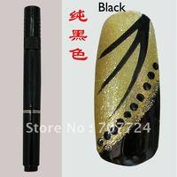 Nail Art 20 Colors 2-Way Glitter Makeup Polish Nail Art Striper Pen 10pcs/lot