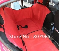 Pet Dog Cat Rear Seat Car Auto Seat Cover Safety Waterproof Hammock For Your Car 3 Colors