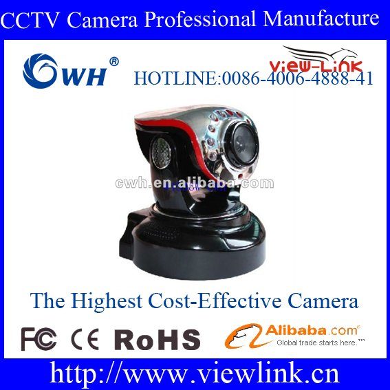 "1.3 Megapixels 1/4"" CMOS sensor wireless H.264 IP camera, through web browser or cell phone with CE,FCC,RoHS,CWH-W4536W(China (Mainland))"