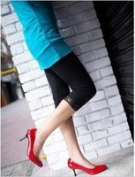 Modal fashion smarten beauty care pants elastic viscose legging safety pants casual female tights