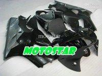 black/gray full parts for Kawasaki Ninja ZX-12R 02 03 04 ZX 12R 2002 2003 2004 ZX12R fairing kit