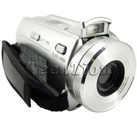 9X Digital Video Camcorder With Optical Telescope Zoom Lens HD-668T
