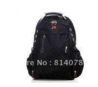 Free shipping,Brand SwissGear Travel Bag, High Quality 1680D Nylon Best Laptop Bags, Fashion Student School Bags