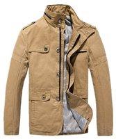 Мужские зимние пальто, пальто, Мода хлопок куртка, 4 цвета, м-xxxl, mwm002
