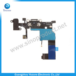 Mobile Phone Small Repair Parts Charger Port Flex Cable Ribbon for iPhone 5(China (Mainland))