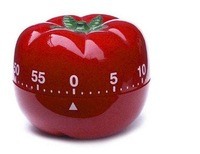 Tomato 60 Minute Kitchen Cooking Ring Alarm Timer
