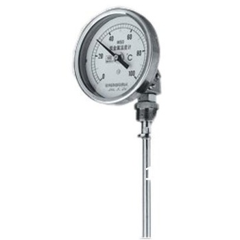 bimetallic thermometer,temperature instruments,thermometer,industrial thermometer