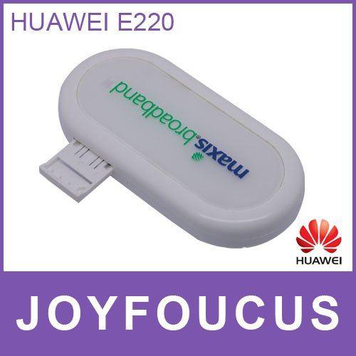 15 piece Hongkong post FreeSample Unlocked USB3G Modem Huawei E220 Tablet HSDPA WCDMA 7.2Mbps  ...