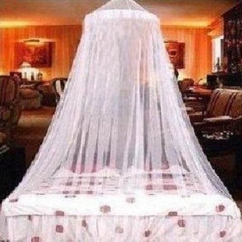 Bed Canopy Netting Curtain Dome Fly Mosquito Midges Insect Stopping Net Outdoor[01040151]