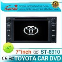 LSQ STAR 3G DVD Player Toyota Etios Central Multimidia