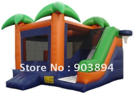 2012 Cheap Inflatable Playground For Sale (Low Price)(China (Mainland))