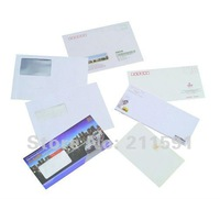 Custom Envelope, Window Envolop, DL/ZL/C4/C5 Size, Offset Paper, 120gsm, Full Color Printing