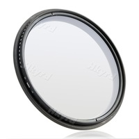 New 52mm ND Fader Neutral Density Adjustable Variable Filter ND2 to ND400 J0060