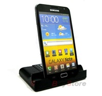 New Dual Sync Charger Dock Cradle For SAMSUNG Galaxy Note II 2 N7100/ SAMSUNG Galaxy Note II,Free Shipping