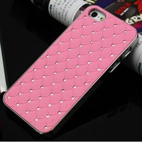 Bling Bling Diamond Case for iPhone 5, Back Cover Case Luxury Phone Hard Case for iPhone 5 5G 50pcs/Lot EMS/DHL Free Shipping