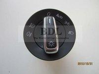 OEM Brushed Auto Headlight Fog light switch for VW Tiguan Golf  MK6 VI 6 Jetta MK5 V Passat B6 B7 5ND 941 431 B