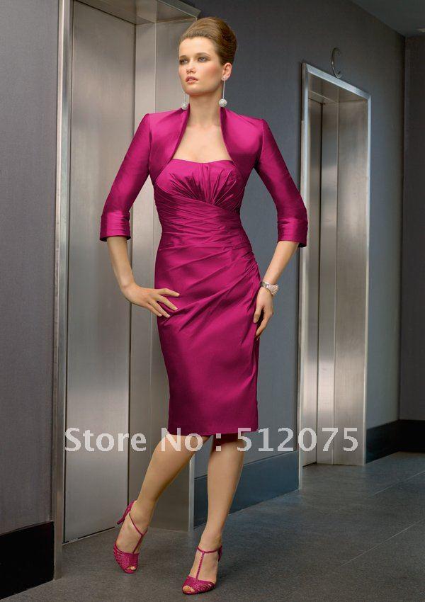 Платье для матери невесты SU MEI LUN  101015
