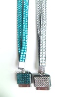 Bling Bling Lanyard Crystal Rhinestone lanyard for iphone 3g,4g,4s
