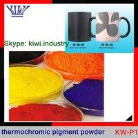thermochromic pigment powder,color change pigment