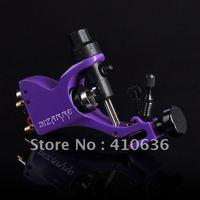Hot! Professional Purple Stigma Bizarre V2 Rotary Tattoo Machine Gun with 3 Stroke excenter 2 Allen Key M659-7