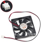 60mm x 12mm DC 12V 2 Pin Computer PC Chipset VGA Video Heatsink Cooler Cooling Fan