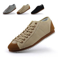 Free shipping Fashion breathable men's martin shoes male shoes british style male casual shoes Wholesale price