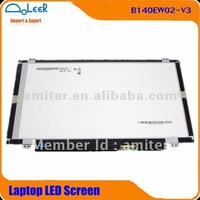 New and A+ B140XW02-V3 slim laptop lcd screens