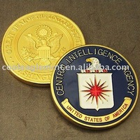 WHOLESALE LOT OF 50 pieces of United States CIA Challenge Coin 291