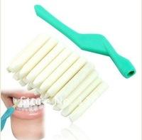 3pcs/lot Whiten Teeth Whitening Dental Peeling Stick & 25Pcs Stain Removing Erasers free shipping
