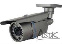 Vandal proof Waterproof Outdoor Surveillance Zoom Camera Security 650tvl 1/3Sony  Efiio-e OSD 2.8-12mm