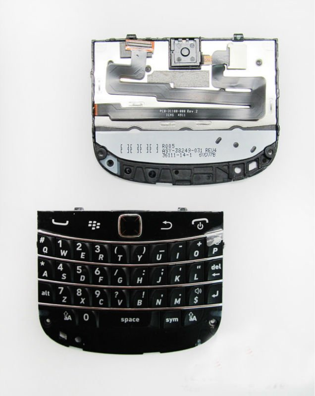 Replacement for Blackberry Bold 9900 Keypad Keyboard + Trackpad Membrane PBC Flex Cable(China (Mainland))